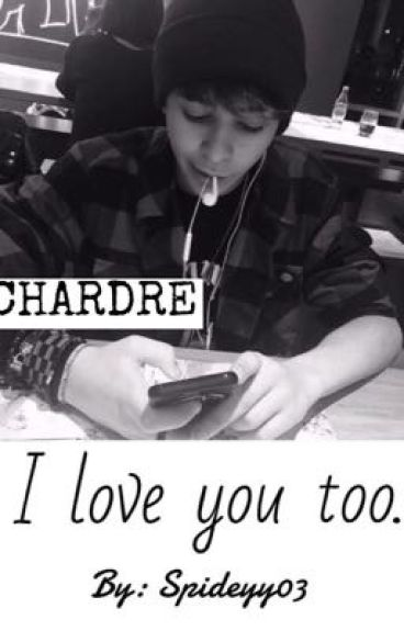I love you too. | Chardre ✏️