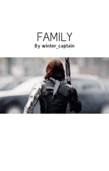 Steve Rogers/Bucky Barnes Imagine-Family - Cap/Bucky Fan