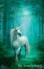 Magiczne stworzenie by Smerfetka_1