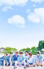 안녕하세요 BTS  by Foreveryoung4344