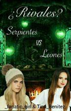¿Rivales? Serpientes VS Leones  by Tina_Benitez