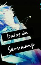 Datos De Personajes [Servamp] by joker_blood