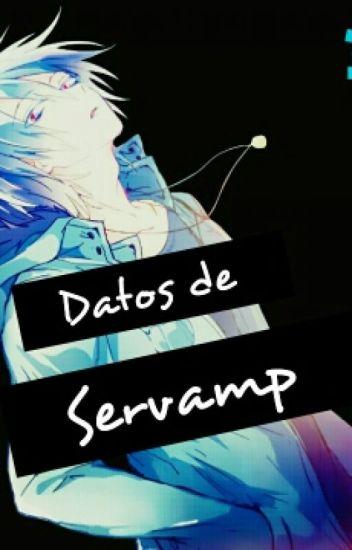 Datos De Personajes [Servamp]