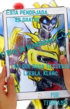 El Blog De Bumblebee! XD by TFBBFan21