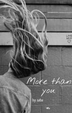 More than you!  [H.S] by our_fanfiction_