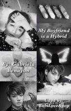 My boyfriend is a hybrid(HIATUS) by GabriellaBenayon