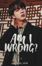 Wrong answer 《NamJin》 by MonsterV_Hope