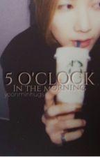 5 o'clock in the morning;; jihan by yoonseokmi