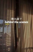 behind the scene » taekook by seunwa