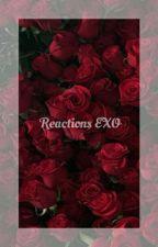 Reaction EXO  by Han_YuRi_HYR