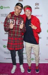 Jack and Jack photos by JasmineMendes13