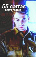 55 Cartas | Steve Rogers | by Spideysensualon