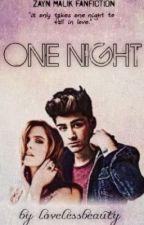 One Night. Zayn Malik Fanfiction (Russian Translation) (ЗАМОРОЖЕН) by Anastasia9820