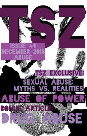 TSZ Magazine: December 2016 (Issue #4) by TheSafeZone