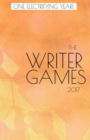 The Writer Games 2017 - OPEN by TheWriteandWin