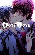 Boys Love by Nijia_Love