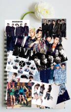Rantbook D'une Fan De K-POP by txlmx123
