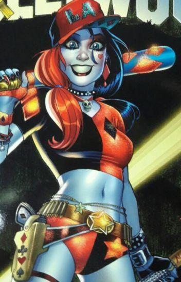Harley Quinn: Mad Love #JustWriteIt #Wattpad10
