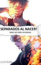 Separados Al Nacer! {Boku No Hero Academia} by naotomee