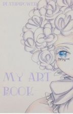 My Art Book by platipipower