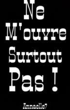 Ne M'ouvre Surtout Pas !  by annaelle7