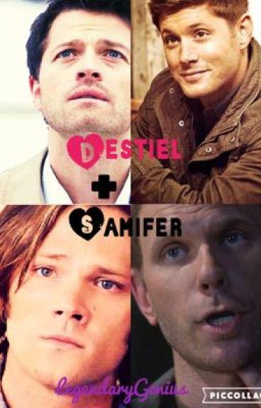 Falling For the Angels // Destiel & Samifer