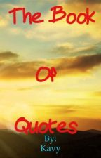 The Book of Quotes #Wattys2016 by Seagirl33