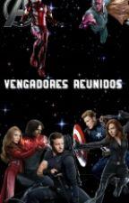 Vengadores Reunidos by berry_traveler