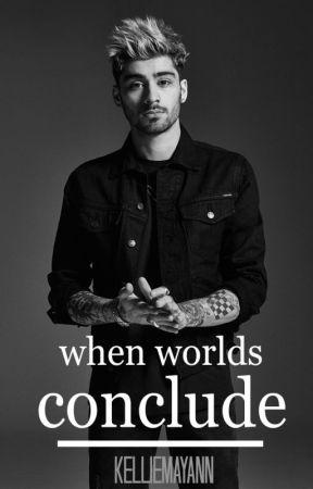 When Worlds Conclude - WWC3 by kelliemayann
