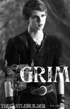 Grim (A Peter Pan Fanfic) by thecastlebuilder