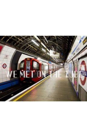 We Met On The Tube//Larry Stylison by idek_larryaf