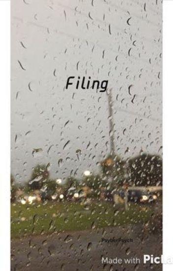 Filing         [STRANGER THINGS AU]