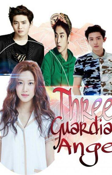 Three Guardian Angel (Chanyeol X Gayoung)