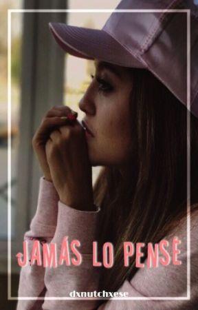 Jamás lo pensé |Lutteo| by sweet-illness