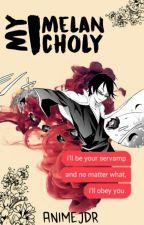 my melancholy / tsubaki ❁servamp by animejdr