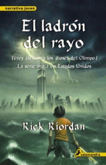PERCY JACKSON Y EL LADRON DEL RAYO