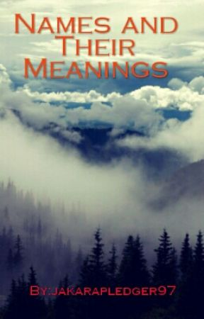 Names And Their Meanings - Norse female - Wattpad