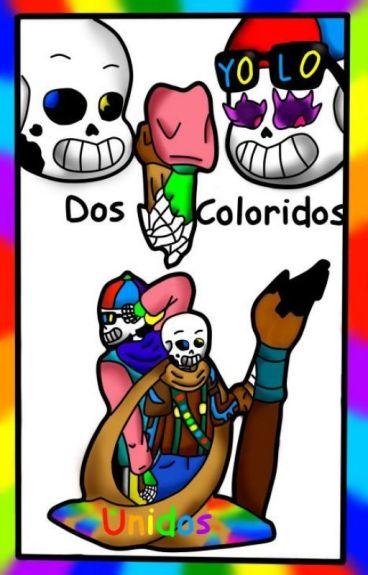 Dos Coloridos Unidos (FreshxInk)