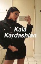 Kaia Kardashian by BrewerChantelle