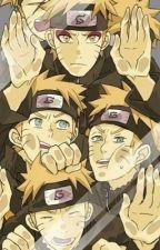 Khi các nhân vật trong Naruto chơi Facebook  by im_just_Cora