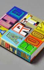 ART BOOK by KayTheBookNerd