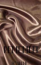 Remember || Bucky Barnes [HIATUS] by forbest91