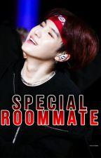 Speical roommate; min yoongi by sausunny