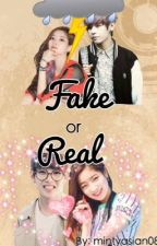 Fake or Real? | DaHyung by mintyasian08