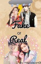 Fake or Real? | DaHyung by mintyasian08