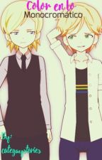 Color en lo monocromático (Felix x Adrien) (Yaoi/gay) by cutegaystories