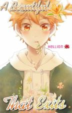 A Beautiful Flower That Exists (Hinata x Kageyama) by hellixn
