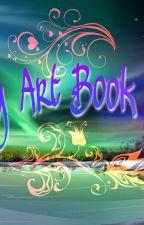 My Art Book 2! by XxFlameTheHedgehogxX