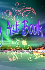 My Art Book 2! by XxFlameTheHedgehogxX