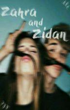 Zahra dan Zidan by brownstory